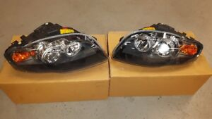 Audi A4 aftermarket headlights/projector NEW! fits 2006 to 2008