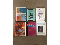 Counselling/Psychotherapy Books NEW/USED from £3 each