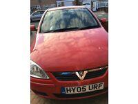 For Sale: Vauxhall Corsa 1.2 Semi Automatic Car