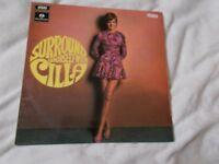 Vinyl LP Surround Yourself With Cilla – Cilla Black Parlophone PCS 7079