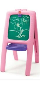 Easel-child pink-used