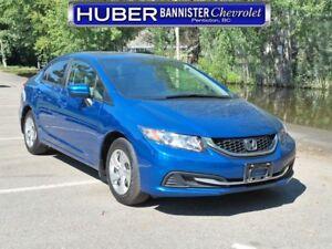 2015 Honda Civic Heated Seats/Backup Camera