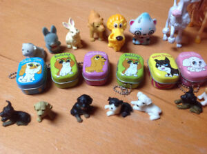Animal small toy collection