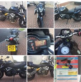 Benelli BZn 600i for sale