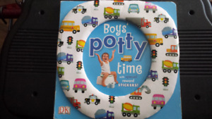 Boys potty training book great for potty training