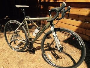 Brand New Cannondale Ultrega Cyclocross Bike (2016)