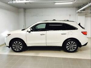 2014 Acura MDX TECH NAVI ACURA CERTIFIED PROGRAM 7 YEARS 130K