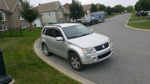 2006 Suzuki Grand Vitara Manual AWD