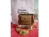 Genuine Vivienne Westwood Shoulder Bag (Original packaging) - Used only once