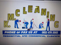 CLEANING/JANITOR