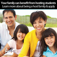 Introduce an international student to family life in Canada!