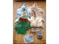 Baby boy clothes bundle, 3 to 6 months