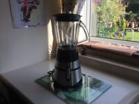 Brand New Russell Hobbs Smoothie Maker, stainless steel and black