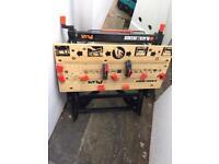 Black & Decker work bench thingy