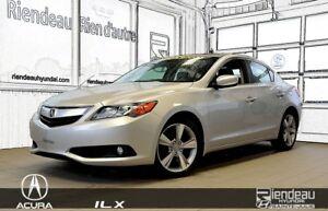 2013 Acura ILX Premium Pkg + CUIR + A/C + BLUETOOTH