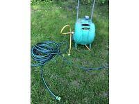 Hozelock Garden hose with extra hosepipe
