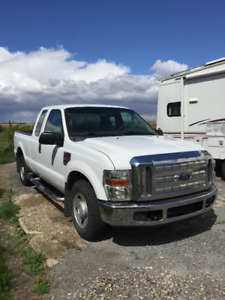 2008 Ford F-250 Superduty Diesel Ext Cab 2WD
