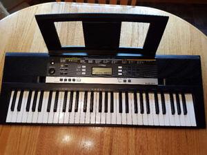 Yamaha PSRE243 61-Key Portable Keyboard *LIKE NEW*