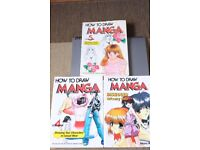 How to draw Manga, lot 2