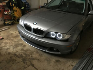 2005 BMW Coupe (2 door) 325ci