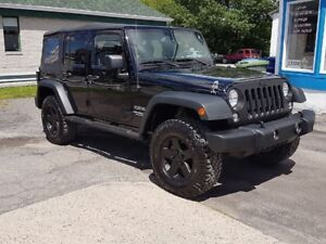 2014 Jeep Wrangler Unlimited Autre