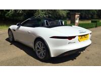 2017 Jaguar F-TYPE 3.0 Supercharged V6 2dr Automatic Petrol Convertible