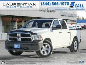 2011 Ram 1500 -PERFECT FOR WORK AND PLAY!