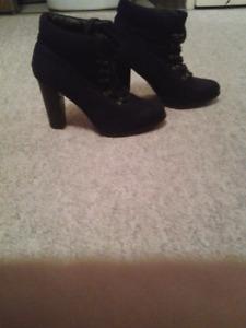 Le chateau boots