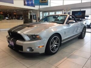 2010 Ford Mustang Shelby GT500 700 WHEEL HP!! LOW KM!