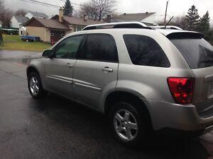 Pontiac.  Torrent   2007 v6