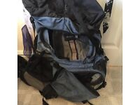 Large women's hiking/backpacking backpack