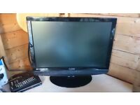 "22"" Television DVD Player Combi"