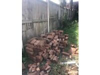Bricks free to collector