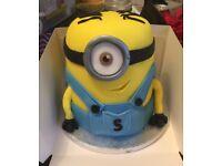 Birthday Cakes and Cupcakes