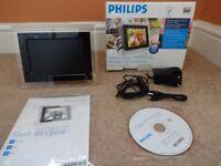 Philips digital PhotoFrame - model 7FF2FPAS/05.