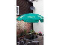Pub Style Garden Parasol