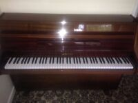 Mint condition- Zender Upright Piano