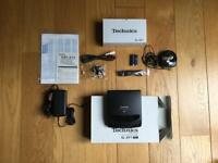 Portable CD Player Technics SL-XP1