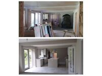 Painting and decorating services in Kent and East Sussex