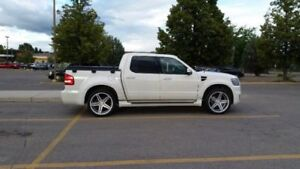 2008 Ford Explorer Sport Trac Adrenalin Custom, Low Kms