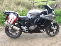 Hyosung GT125R for sale