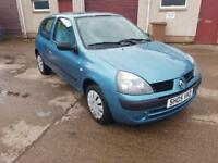 2005 Renault Clio 1.2 MOT July 2018! Only 59,000 Miles!!