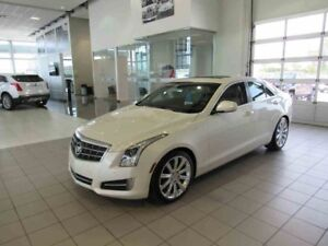 2013 CADILLAC ATS SEDAN TURBO PREMIUM