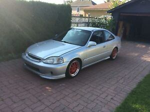 2000 Honda Civic sir