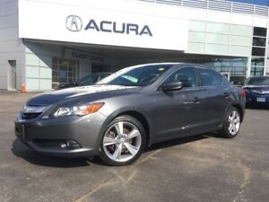 2013 Acura ILX DYNAMIC   MANUAL   LEATHER   OFFLEASE   FWD   4CY