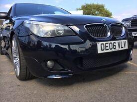 BMW 5 Series 535d M Sport 4dr Auto (black) 2006
