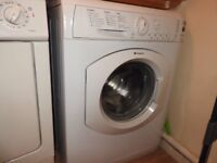 Hot point washing machine - only a year old!