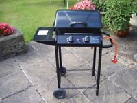 Gas BBQ, nice condition, used twice.