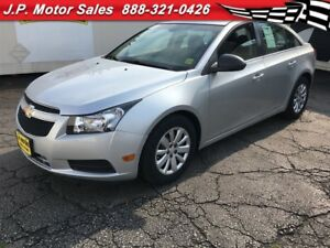 2011 Chevrolet Cruze LS, Automatic, Power Group, Only 52, 000km