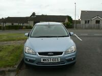 2007 Ford Focus 1.6 Giha auotomatic